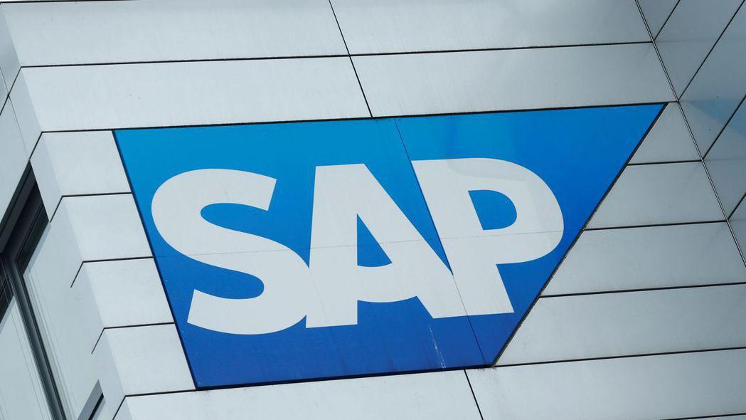 軟體業者思愛普(SAP AG)發出營收預警,讓投資人倍感震驚。 (路透)
