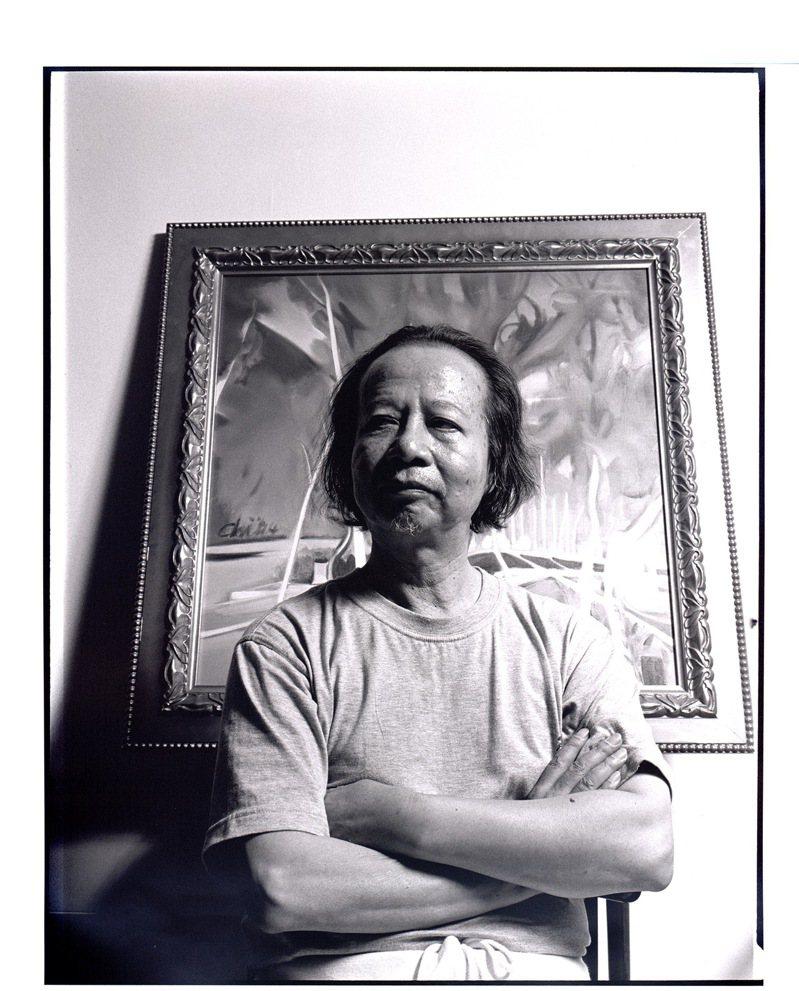 七等生。圖/國立台灣文學館提供