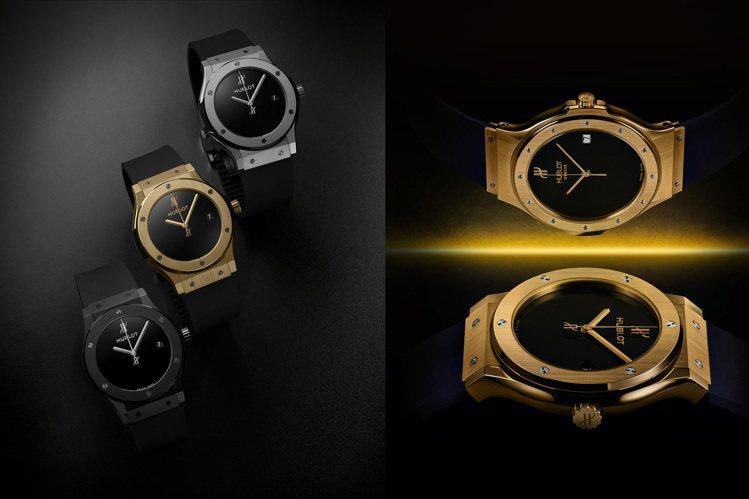 瑞士鐘表品牌宇舶表在今年推出一套三款的40周年紀念腕表,在看似簡單的外觀下,卻蘊...