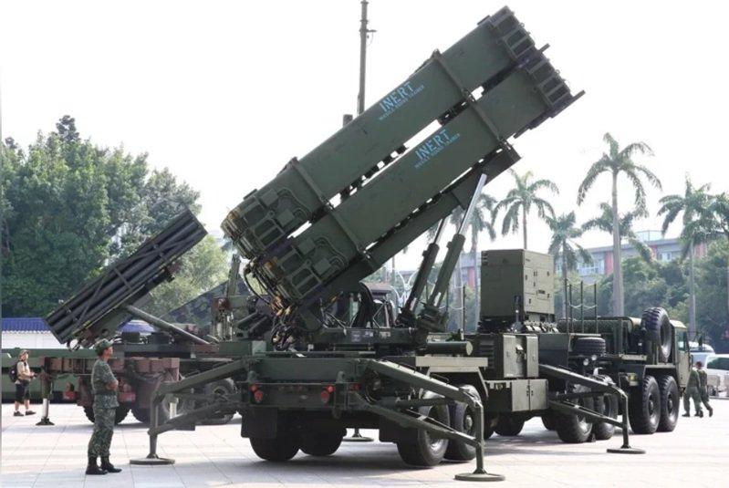 愛國者三型防空飛彈。圖/本報資料照