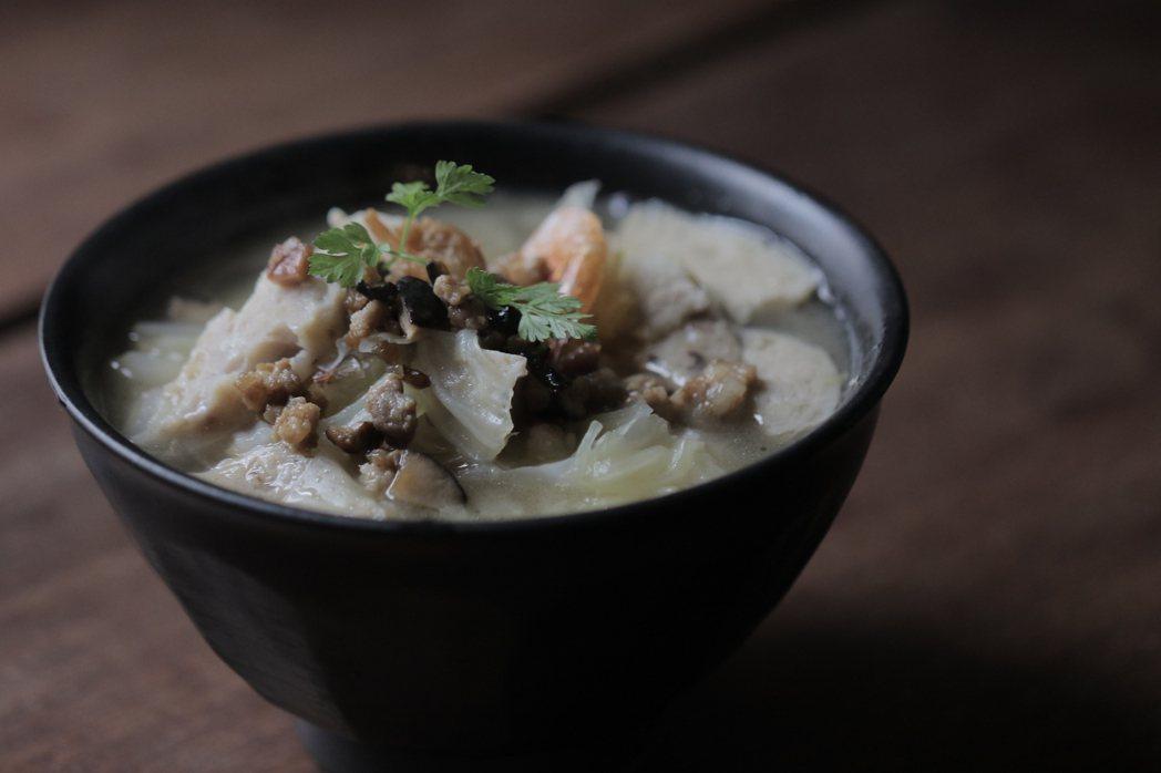 暖男套餐將讓你在天涼的秋日,有著溫暖的胃。 圖/男子漢泡飯提供