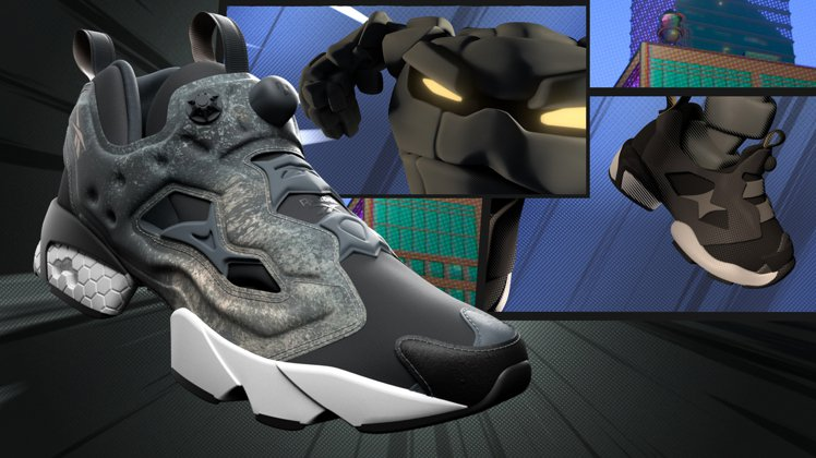 REEBOK和傳奇潮鞋設計師E.Scott Morris合作,結合手稿中尚未公開...