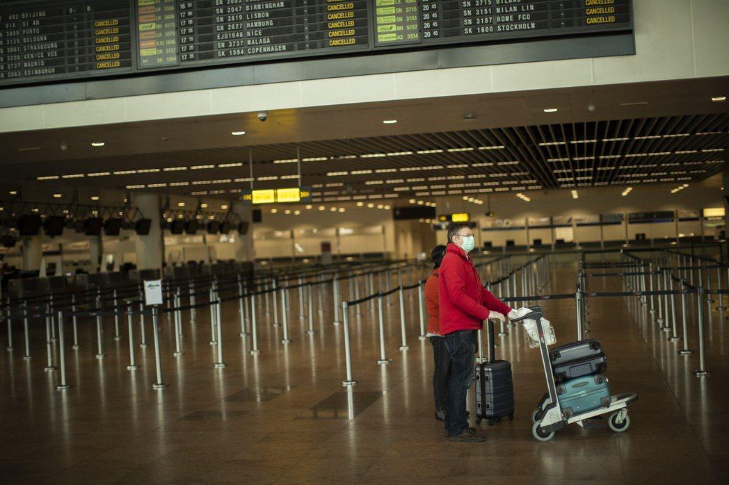 國際機場協會歐洲分會(ACI Europe)27日示警,如果到今年年底旅客量還沒...