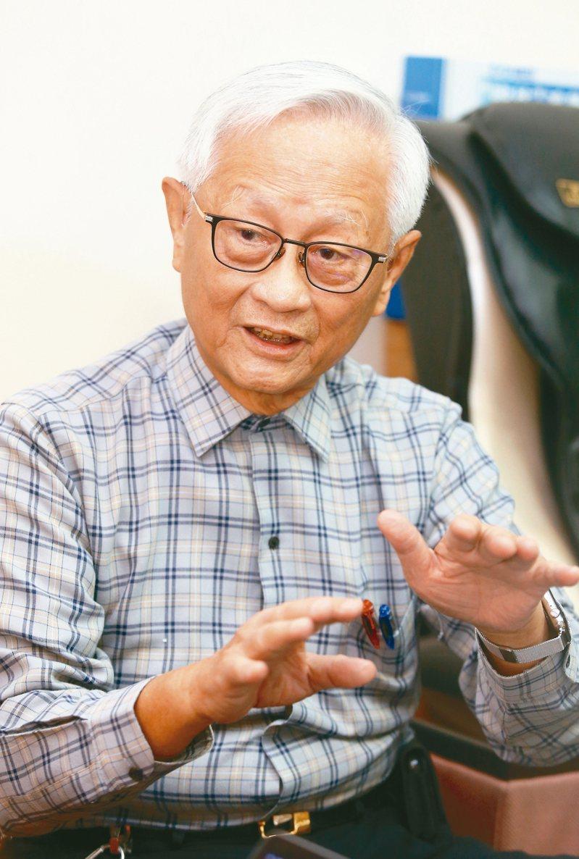 台大醫院前院長李源德。 資料照/記者陳正興攝影