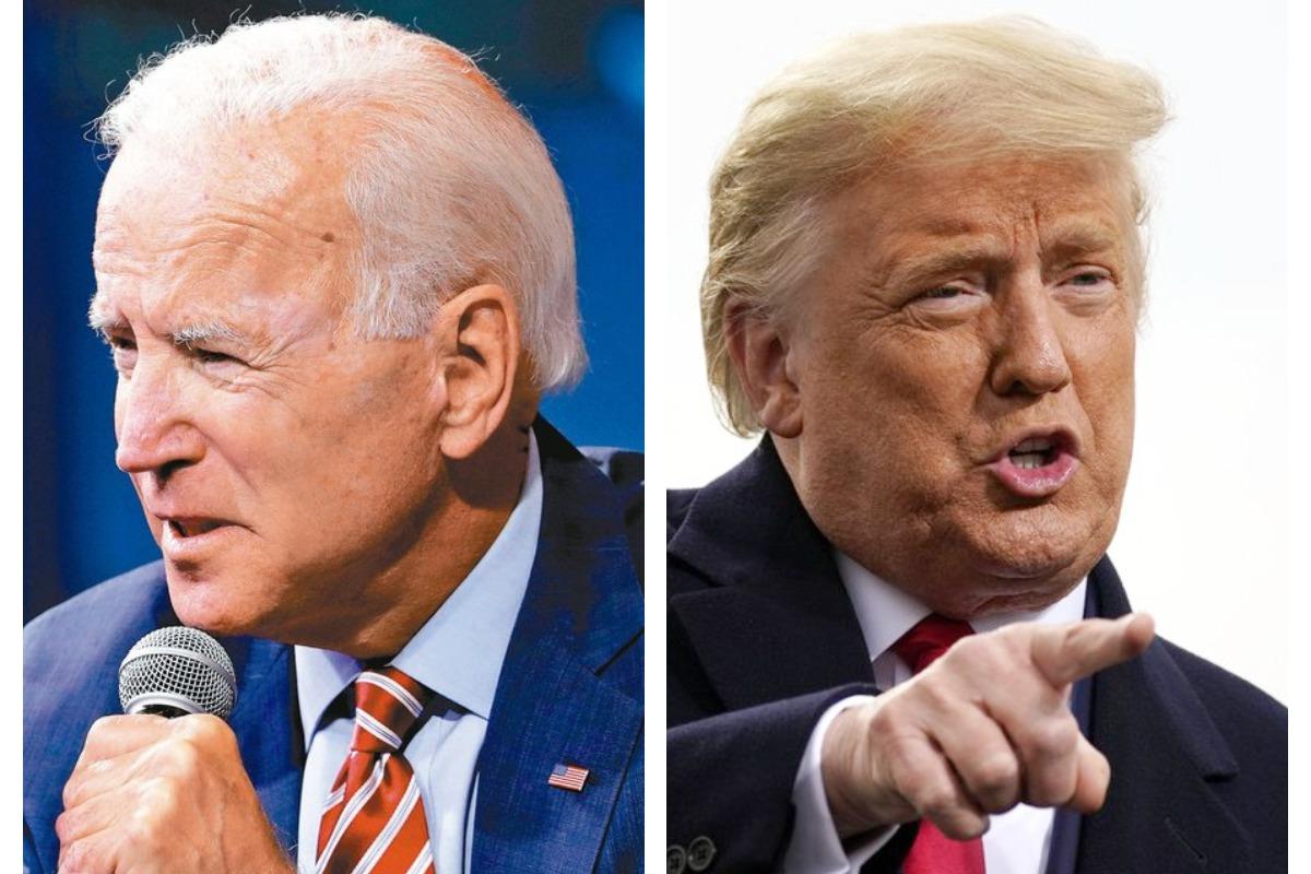 選前預測!誰會是下屆美國總統 從關鍵搖擺州民調見端倪