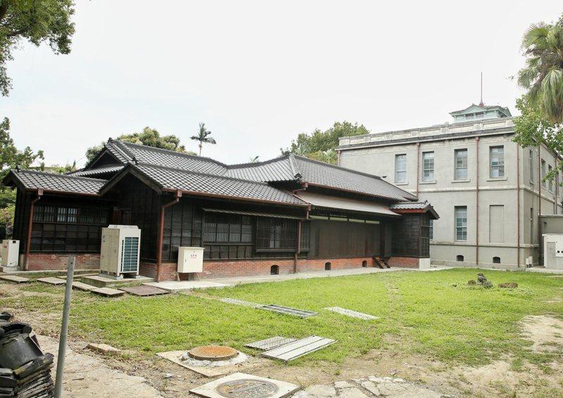 前總統嚴家淦故居目前已整修完畢,之後將對外開放。記者曾原信/攝影