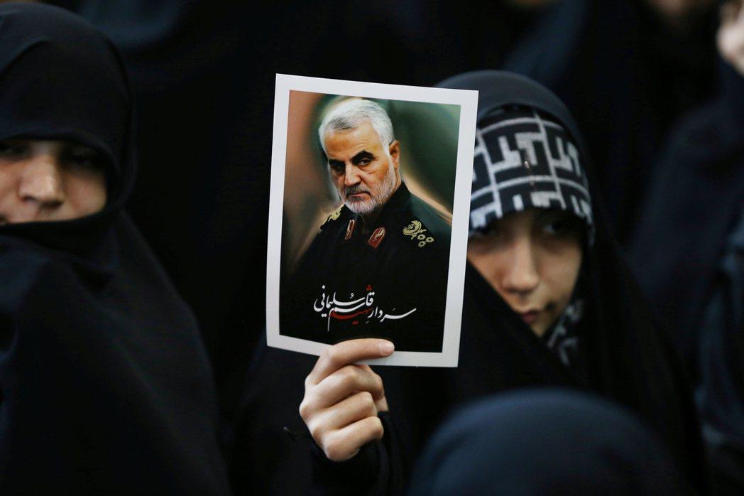 擊殺ISIS領袖巴格達迪和伊朗聖城旅指揮官蘇萊曼尼(Qassim Soleima...