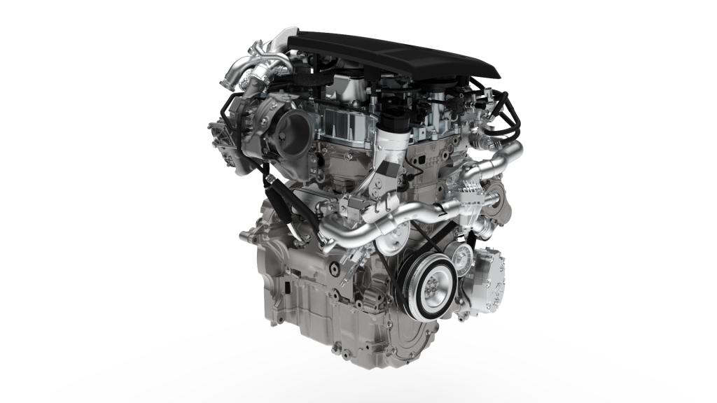 全新1.5升三缸汽油引擎。 圖/Jaguar提供