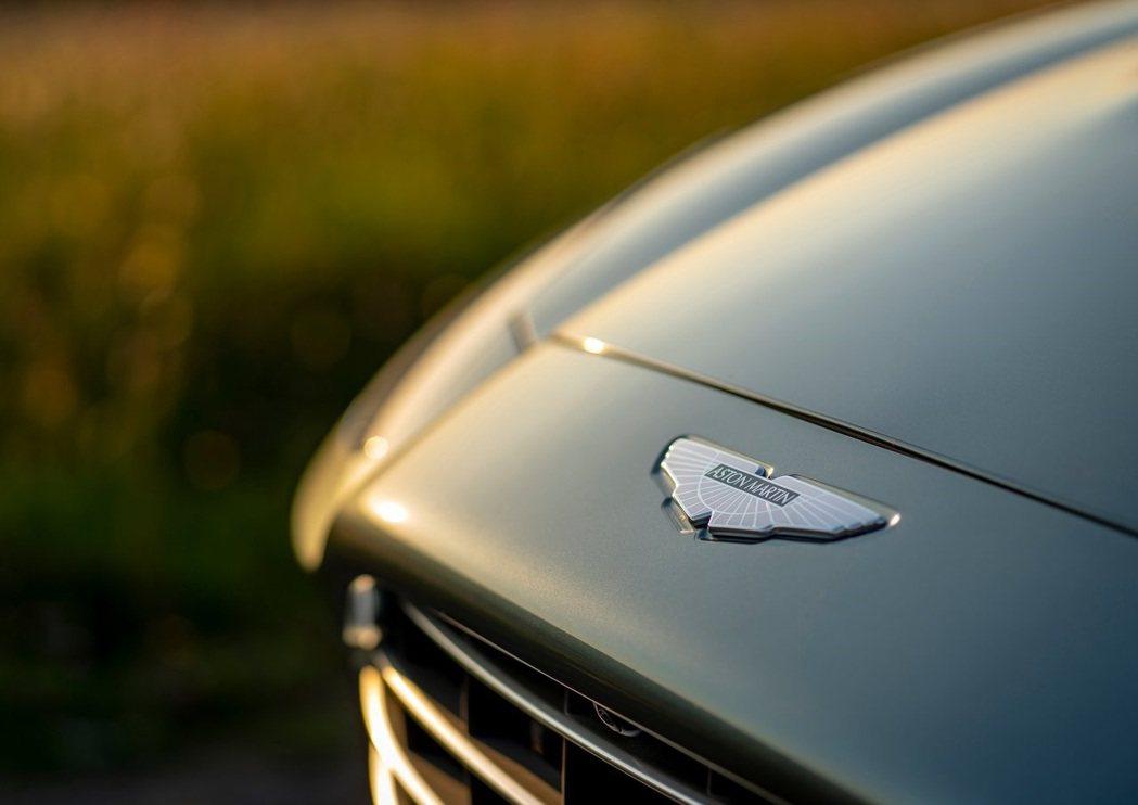 圖/Aston Martin提供