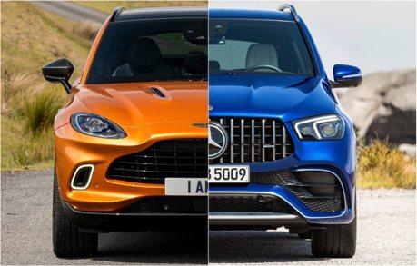 Mercedes-Benz與Aston Martin擴大合作關係 以最新油電和純電技術換取股權!