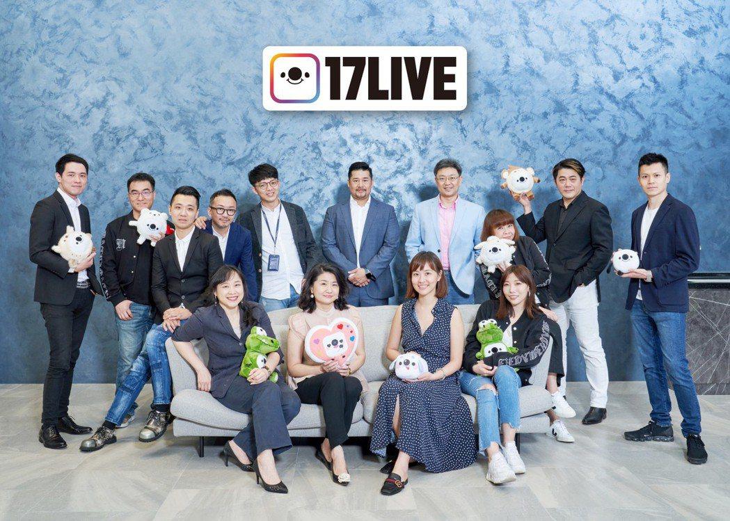 擁有20年跨領域企業營運管理經驗及遊戲開發經驗的練建麟擔任17LIVE集團台灣暨...