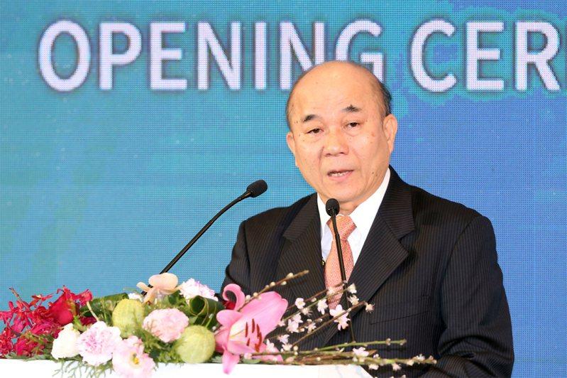 台灣機械公會理事長柯拔希。聯合報系資料照/記者許正宏攝影