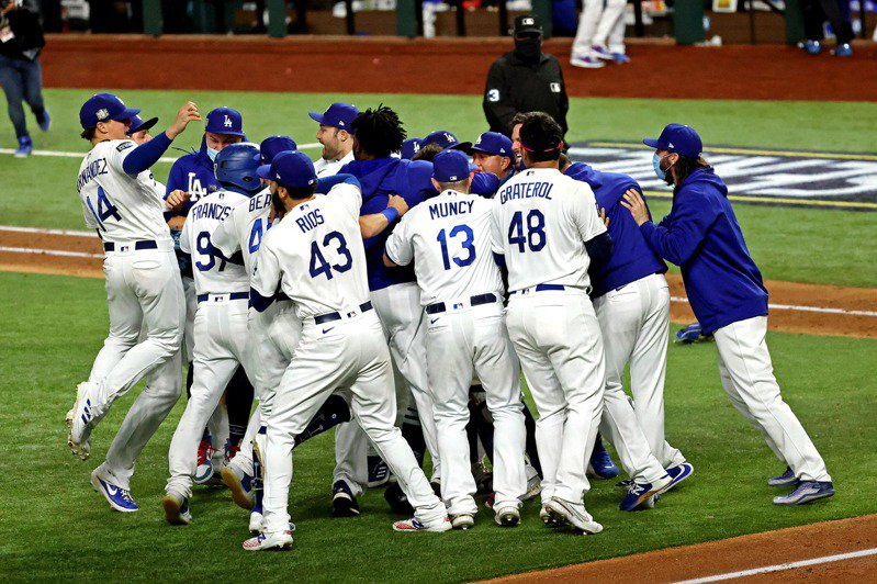 BASEBALL-MLB-LAD-TB/:MLB: World Series-Tampa Bay Rays at Los Angeles Dodgers