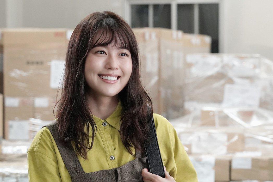 日本國民妹妹有村架純新作休學扛家計。圖/friDay影音提供