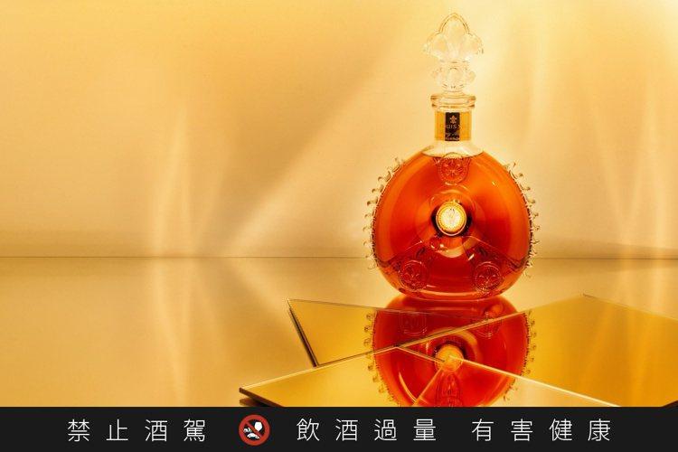 路易十三來自於釀酒大師精湛的調和工藝。圖/路易十三提供。提醒您:禁止酒駕 飲酒過...