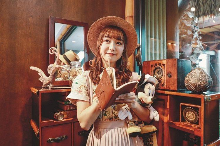 迪士尼探索家度假酒店有全新的「大冒險家套房」。圖/香港迪士尼樂園提供