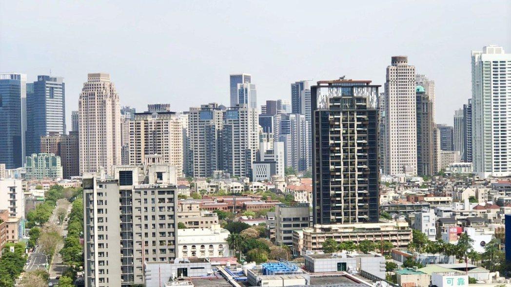 台北市內湖區。聯合報系資料照