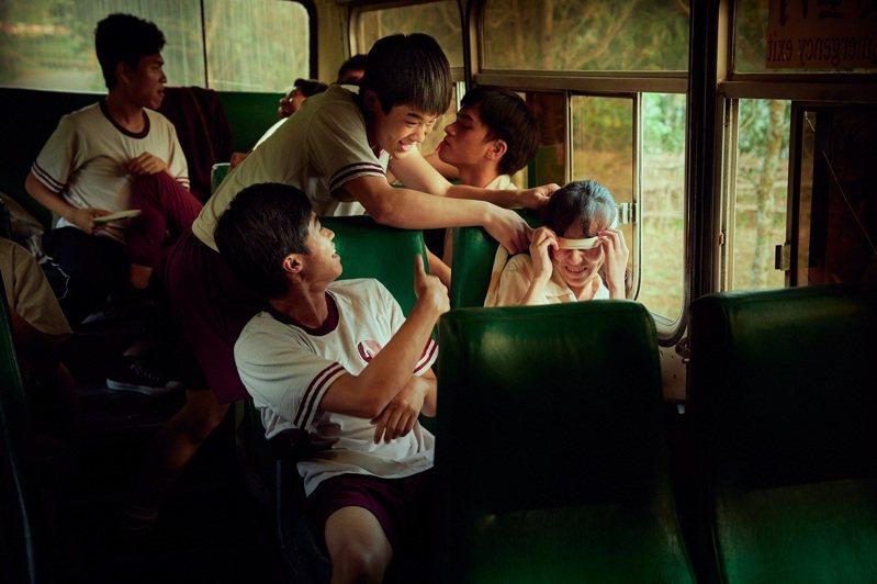 金馬獎8項提名電影「無聲」獲好評,故事原型的前台南啟聰學校的集體性侵、霸凌事件也再次引發關注,圖為「無聲」劇照。圖/台北電影節提供