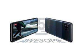 平價5G手機新貨到!三星A42 5G配備6.6吋螢幕、4主鏡頭