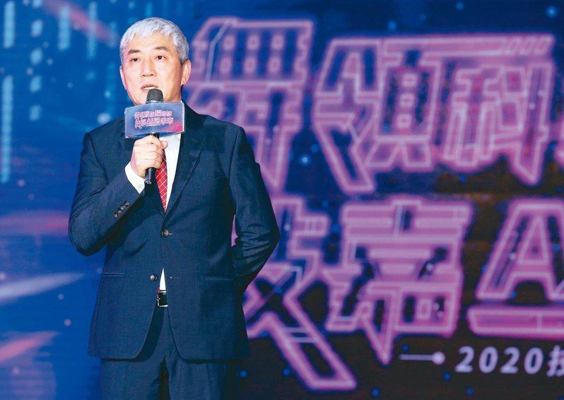 技嘉董事長葉培城 (本報系資料庫)