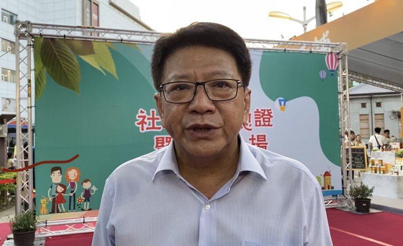 屏東縣長潘孟安表示,食安把關中央地方要一條心。本報資料照片