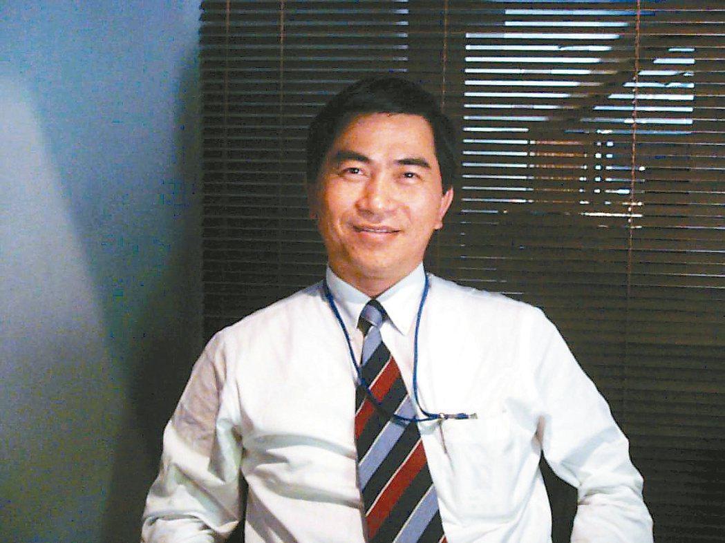 台郡董事長鄭明智 (本報系資料庫)