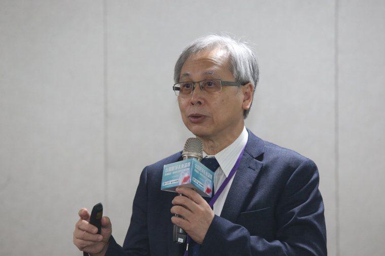 國健署長王英偉。 聯合報資料照片 記者林俊良/攝影