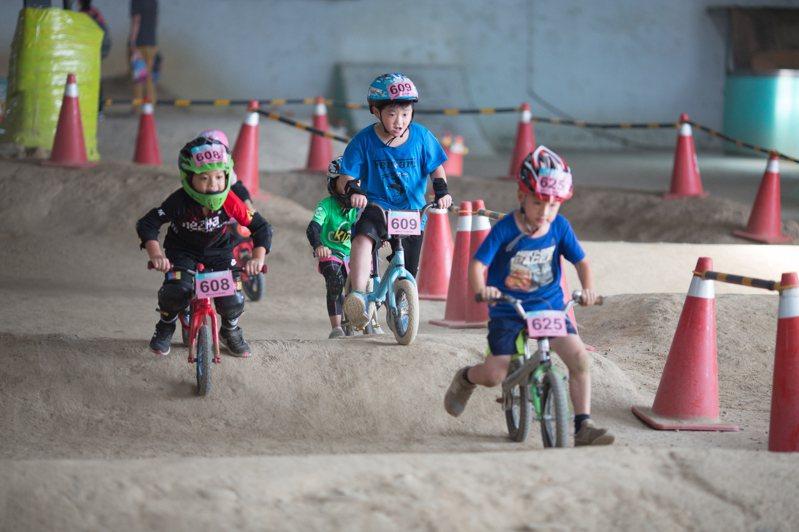 「2020台中自行車嘉年華Bike Taiwan」,11月7日、8日在台中都會公園登場。圖/中市觀旅局提供