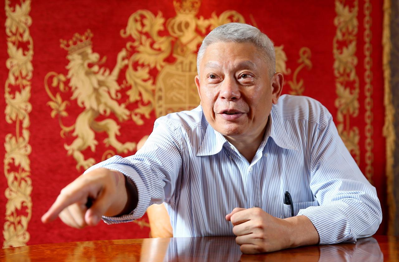 反擊黃國昌 蔡衍明深夜臉書回批「抹黑造謠亂七八糟」