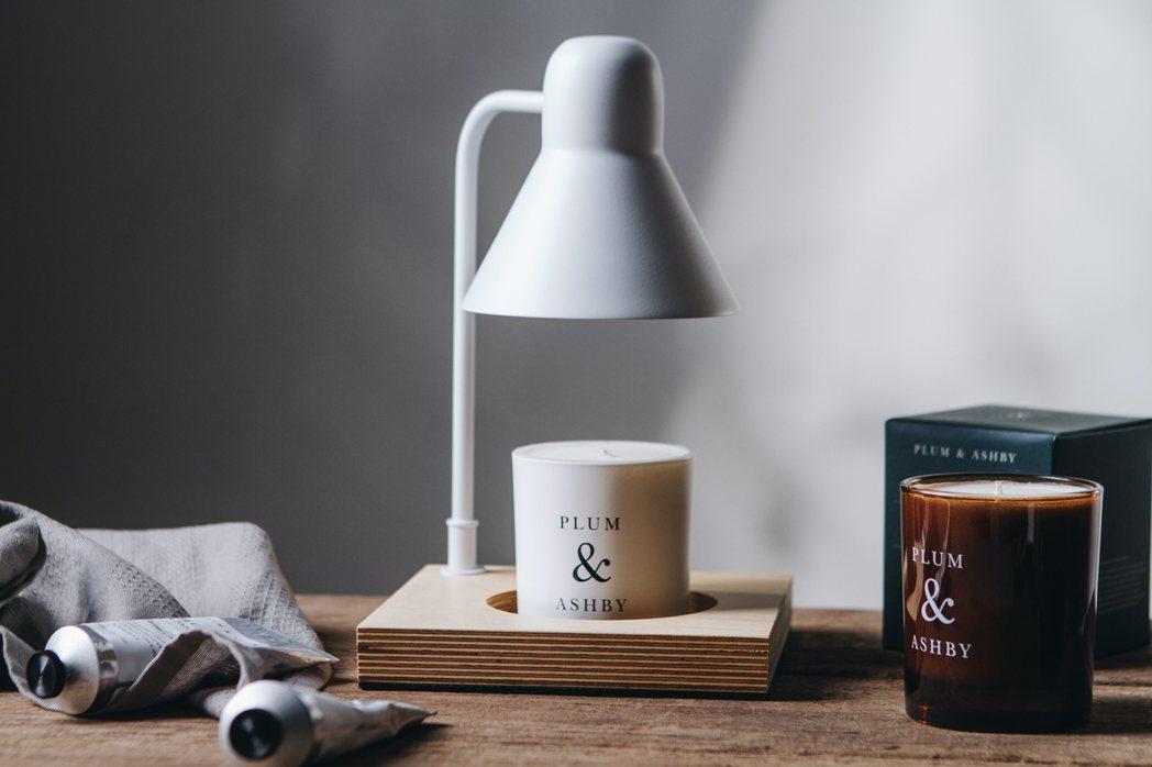 Memory Lane暖燭燈。 圖/瑪黑家居提供