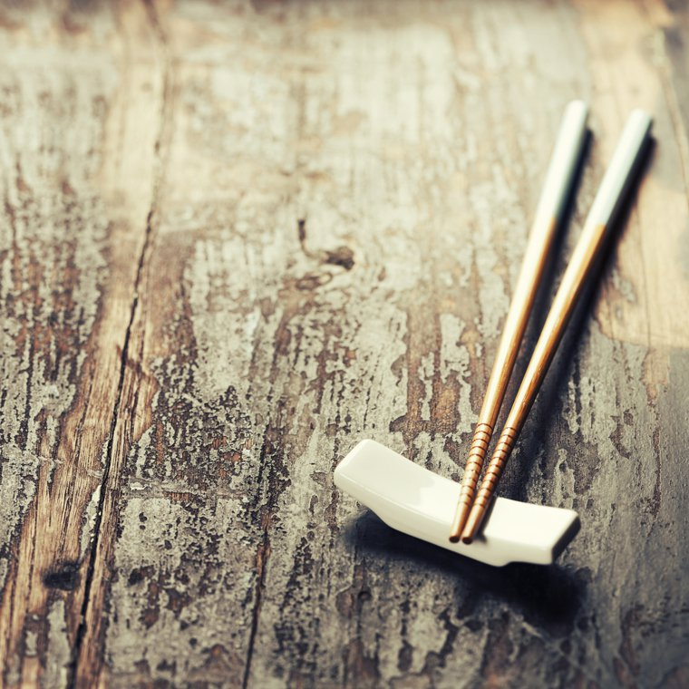 筷子示意圖/ingimage
