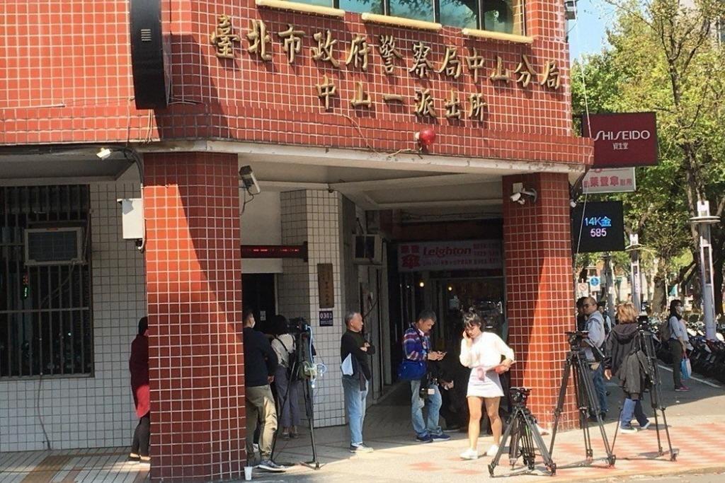 北市中山分局2警涉貪包庇色情 7被告全羈押禁見