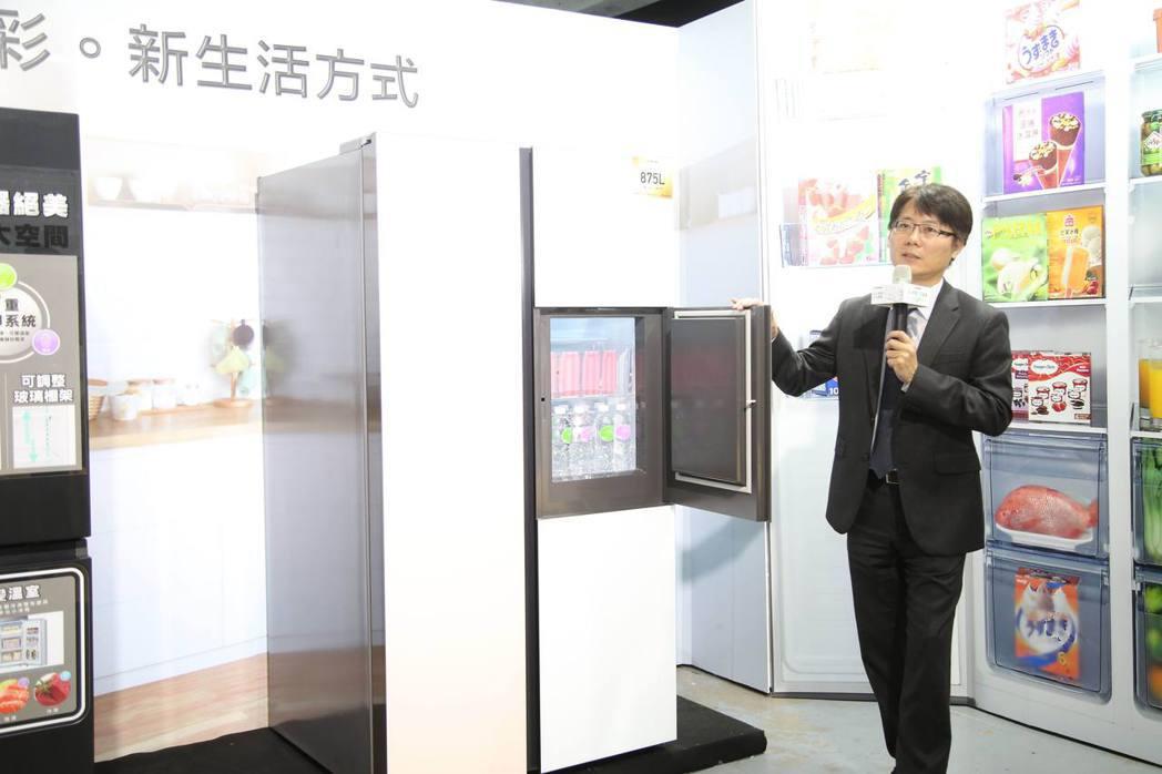 大同綜合訊電董事長彭文傑表示,今年大同家電以創新、健康、節能為三大發展方向,將帶...
