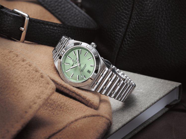Breitling,Chronomat 36腕表,自動上鍊機芯,精鋼,36毫米,...
