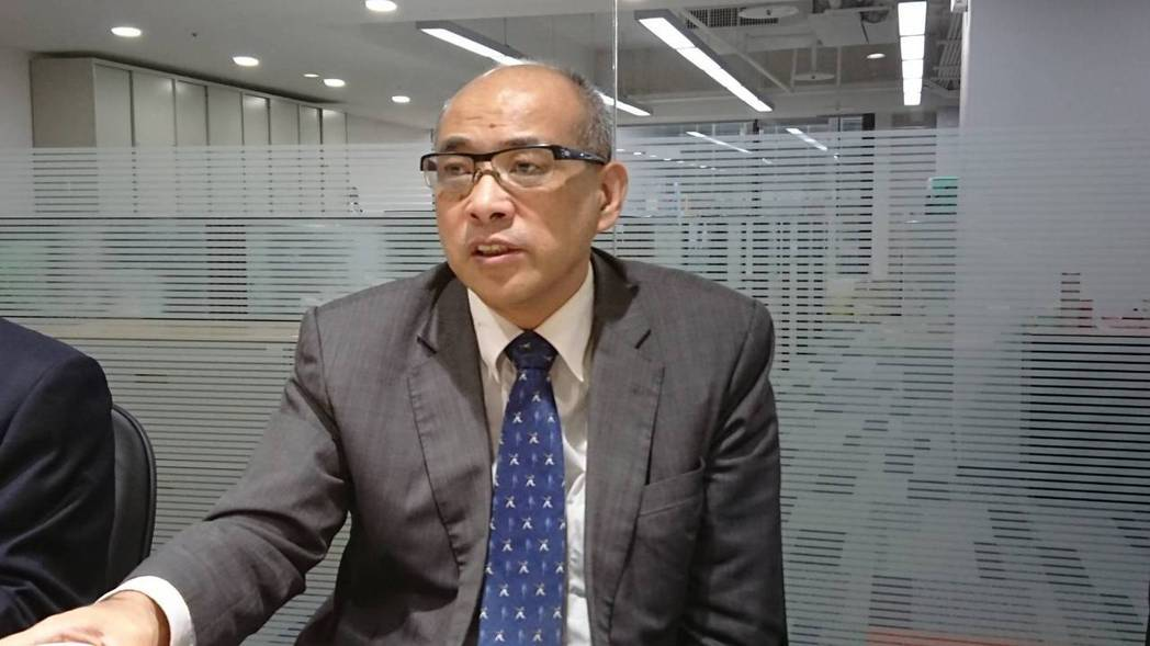 陽明新任董事長鄭貞茂表示,今年營運情況不錯,長期要朝著年年獲利目標挺進。記者黃淑...