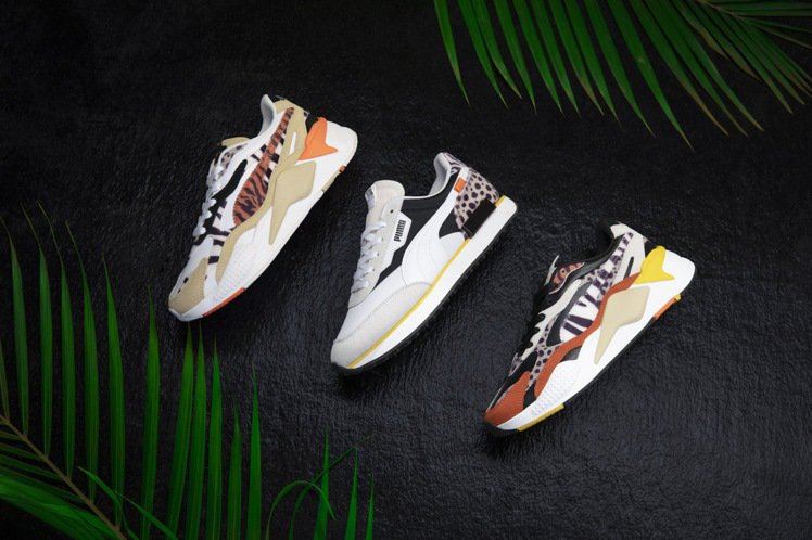 (左起)PUMA RS-X³ W.Cats Wn_s鞋3,980、Future ...