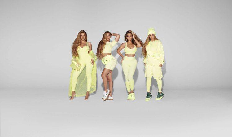 天后碧昂絲親自上陣演繹個人品牌IVY PARK和adidas Originals...