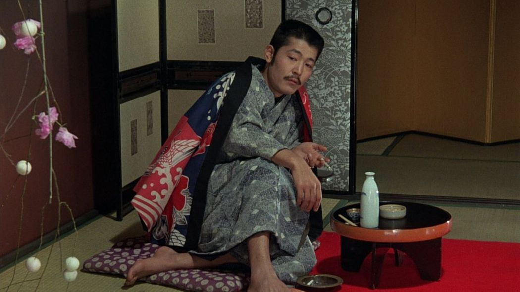 「感官世界」男主角藤龍也不怕該片尺度太大,仍願意演出。圖/傳影互動提供