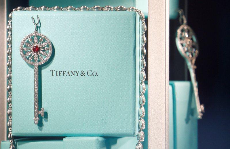 美國珠寶首飾公司Tiffany同意以比原訂價格稍稍打折的條件,賣給法國精品集團LVMH。(路透)