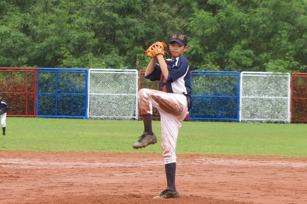 棒球/台彩威力盃 打開陳柏毓棒球路