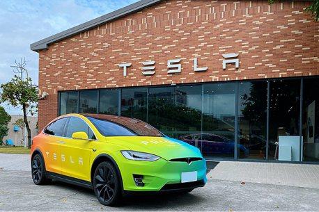 限定版彩虹Model X免費開三天!特斯拉「改變」提案開跑