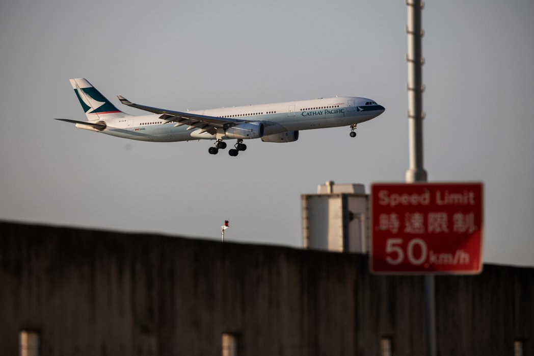 「國泰航空,還有救嗎?」 圖/歐新社