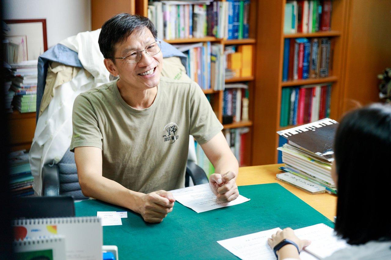 在退休後找到自己的使命與天賦?李偉文建議「可以先盤點自己的個性、興趣、喜好,做什...