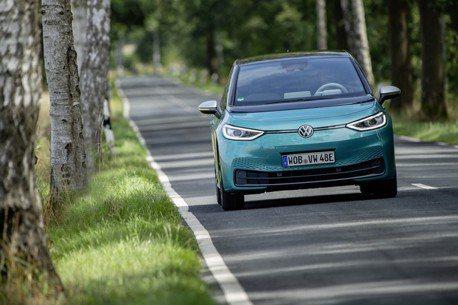 2020電動車銷售排行出爐 Volkswagen大躍進擠進第二名!