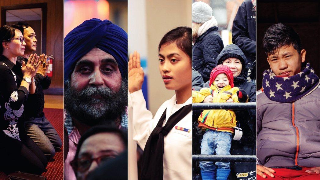 在美國所謂少數族群中,相對非裔、拉丁裔,人數不算少的亞裔卻在每次的總統大選中能見...