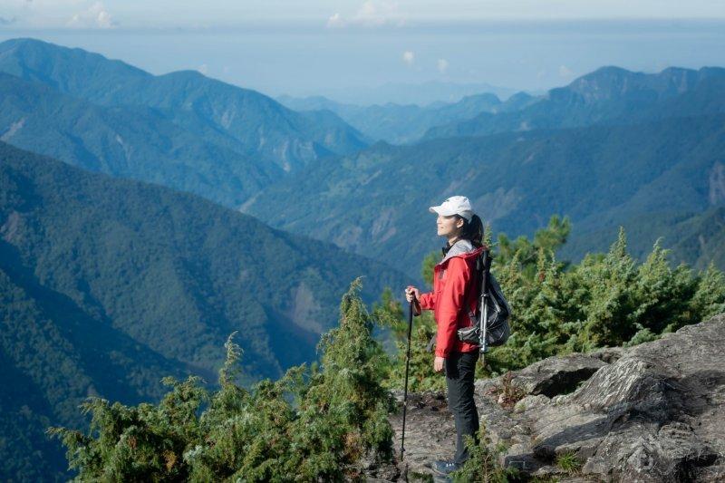 玉山好難抽!那來單攻「玉山前峰」石瀑挑戰賽 成就感不輸玉山主峰