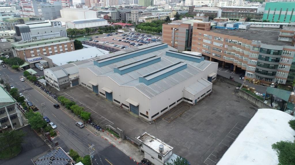龜山工業區廠房9.26億元公開標售。 信義房屋/提供