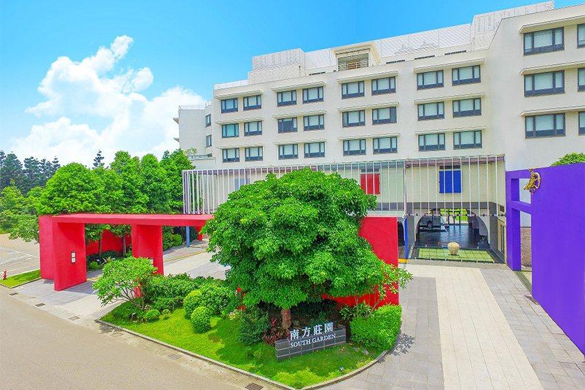 優質賞-南方莊園渡假飯店。 時尚漫旅/提供