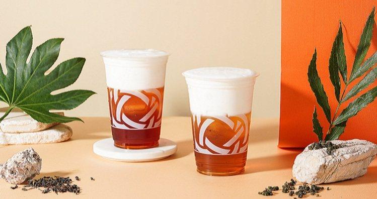 「天仁茗茶」旗下品牌推出年度優惠。圖/天仁茗茶提供