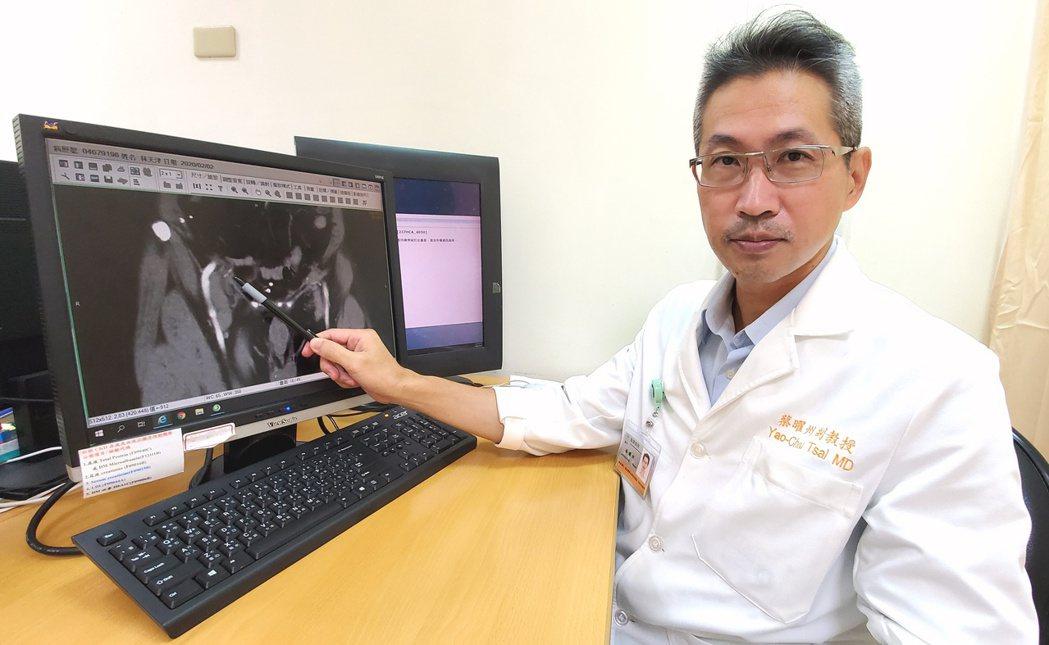 台北醫學大學附設醫院泌尿科主任蔡曜州分析2008年到2019年,總計506例施行...
